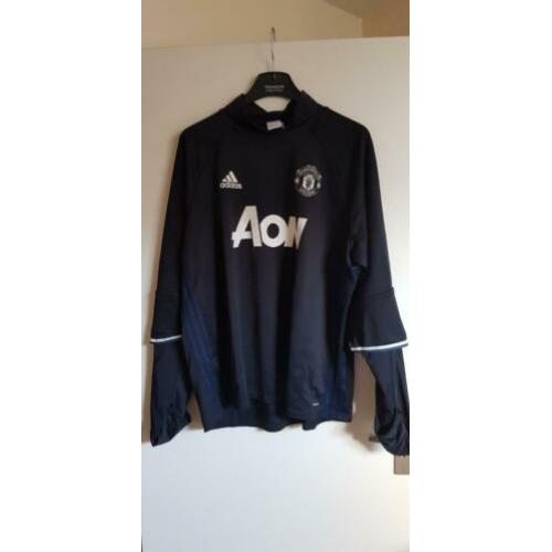 Manchester United Training Sweater met Trainingsbroek XXL