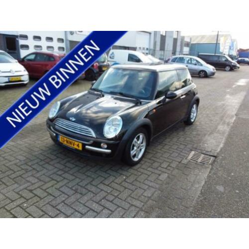 MINI Mini 1.6 Cooper Pepper (bj 2002, automaat)