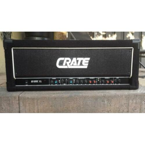 Crate G120C-XL Top