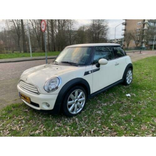 Mini One 1.6 75pk 2010 Wit