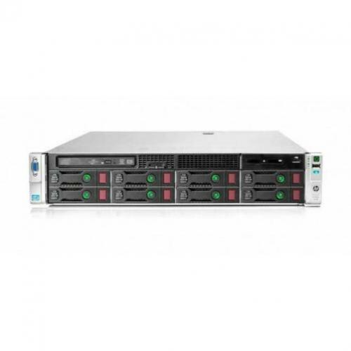 HP ProLiant DL380p Gen8 G8 8x 3.5 LFF [8x 3.5 LFF] direct