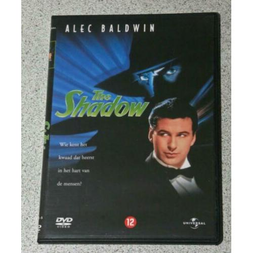 The Shadow. Alec Baldwin.