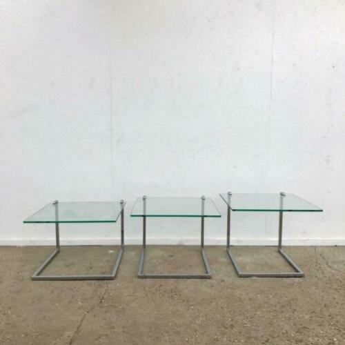 Vintage design salontafels nesting tables, jaren 60 70 retro