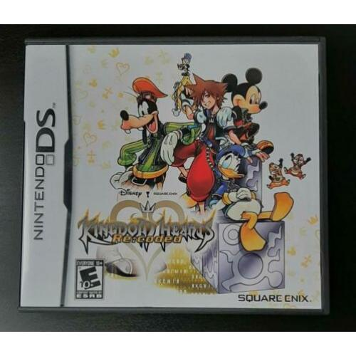 Kingdom Hearts - Re:Coded Nintendo DS