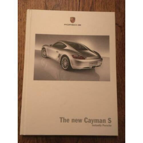 Porsche Cayman - Porsche selection