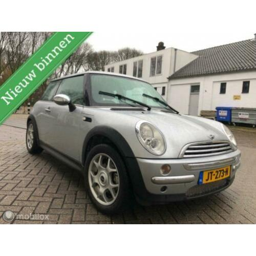 Mini Cooper 1.4 One D Exportprijs
