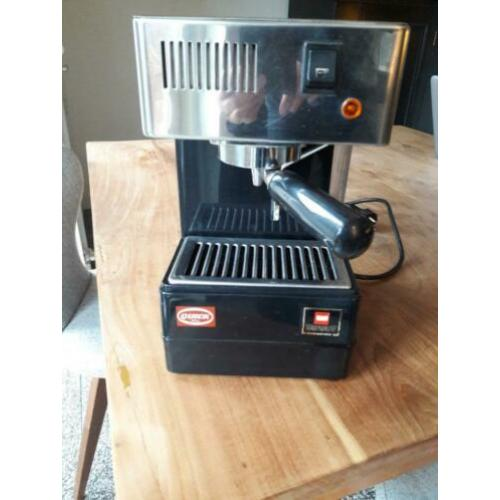 Illy koffiemachine Quick Mill