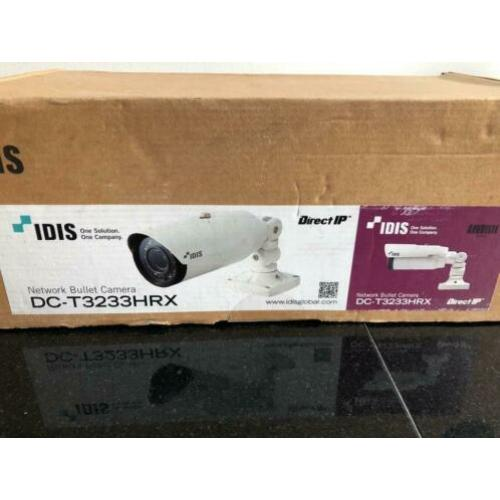 IDIS DC-T3233HRX FullHD IP-camera