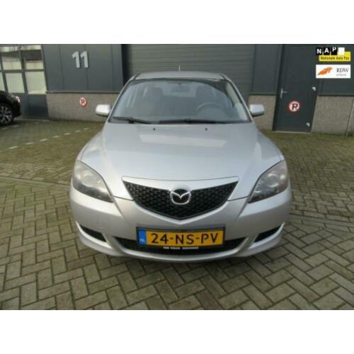 Mazda 3 Sport 1.6 Touring 2004!Automaat! NAP!Airco!Voor Expo