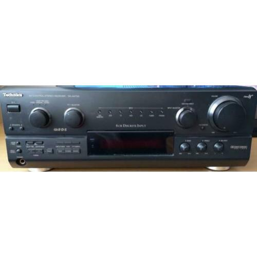 Technics SA-AX730 - AV receiver - 5.1 channel