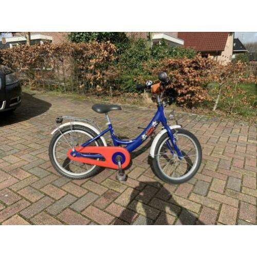 Nette kinderfiets puky 18 inch