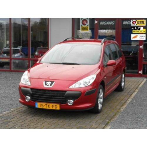 Peugeot 307 Break 2.0-16V XT AUTOMAAT AIRCO TREKHAAK