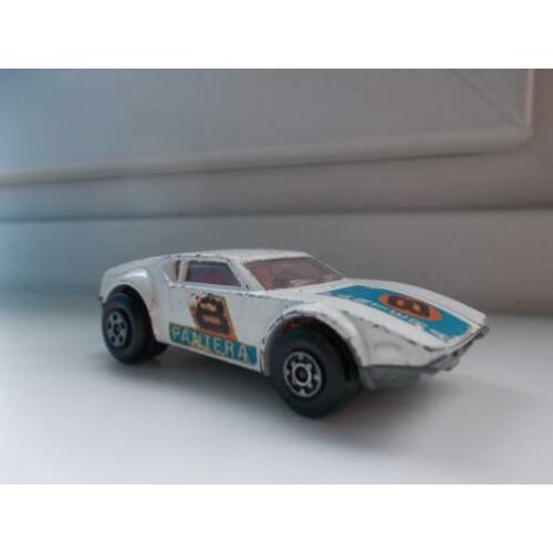 Lesney Matchbox Superfast No 8 De Tomaso Pantera