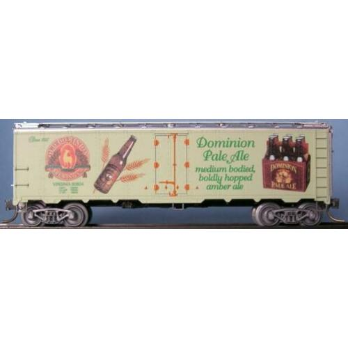 MICROTRAINS -40' Steel Reefer Old Dominion Brewing (W186)