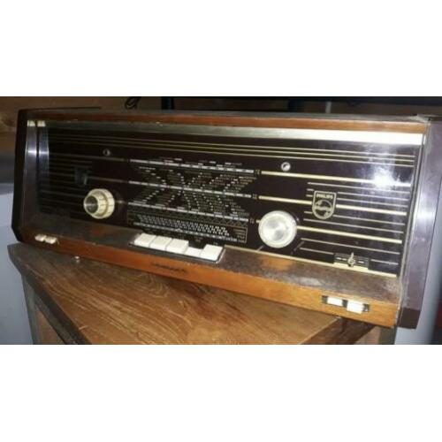 Te koop Philips radio