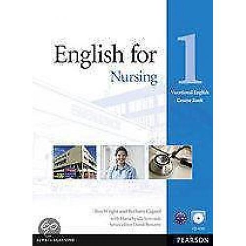 English for Nursing Level 1 Coursebook and CD 9781408269930